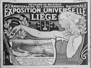 Liege world expo 1905