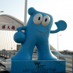 Mascot World Expo 2010 Shanghai